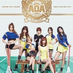 [Pre] AOA : 3rd Mini Album - Heart Attack