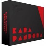 [Pre] Kara : Pandora Special DVD (Limited Edition) (4DVD + 40P Photobook)
