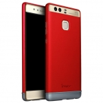 IPAKY Case Huawei P9 (Red)