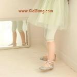 กางเกงเด็ก(เลคกิ้งระบายนิ่ม) หมายเลข2ไซส์ 9,11,13,15
