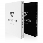 [Pre] WINNER : 1st Album (Debut Album) - 2014 S/S (Limited Edition) (Black/White Cover) (Poster in Package)
