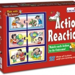 Creative's ของเล่นเสริมทักษะ ชุด Creative's Action and Reaction
