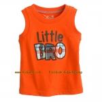 เสื้อกล้ามเด็ก ลาย Little Bow ไซส์ 2,4,6ปี