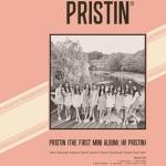 [Pre] PRISTIN : 1st Mini Album - HI! PRISTIN (Ver B. - Elastin) +Poster