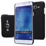 เคส Samsung J7 เคสซัมซุงJ7 เคสซัมซุงเจเจ็ด เคสฝาหลังวัสดุเกรดพรีเมียม สไตล์เรียบหรู สีดำ Nillkin