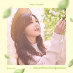 [Pre] Jung Eun Ji : 1st Mini Album - Dream (Random Cover) +Poster
