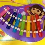 ระนาด Dora ของ Nickelodeon (Dora the Explorer)