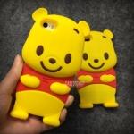เคสซิลิโคน หมีพูห์ (เคส iPhone 6/6S)