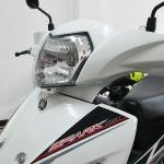 ขาย Yamaha Spark 115 I ปี 2016 สตาร์ทมือ ไมล์แท้ 3878 กม