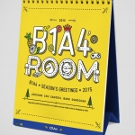 [Pre] B1A4 : 2015 Season's Greetings