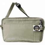 Samsonite Securi-3 RFID Blocking Hidden Belt Wallet กระเป๋าซ่อนตังค์ แบบคาดเอว สีกากี (Khaki)