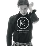 [Pre] Zhoumi : 1st Mini Album - Rewind +Poster