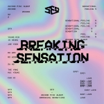 [Pre] SF9 : 2nd Mini Album - Breaking Sensation +Poster