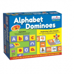 Creative Educational Aids ชุด Alphabet Dominoes 2 in 1