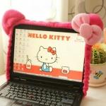 Hello Kitty ที่รัดจอโน๊ตบุ๊ค จอ LCD