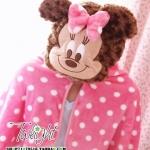 ผ้าคลุม Minnie Mouse