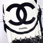 ผ้าห่ม Chanel ผ้าสำลีนุ่มมีน้ำหนัก ทอลายชาแนลค่ะ รุ่นนี้ผ้าผืนใหญ่นะคะคลุมเตียง 6 ฟุตได้เลยค่ะ ทอแบบหน้าหลัง งานดีสุดๆ ซื้อเป็นของขวัญได้ด้วยค่ะ