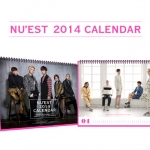 [Pre] Nu'est : 2014 Season Greeting - 2014 Calendar (+Sticker)