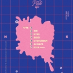 [Pre] Apink : 6th Mini Album - Pink Up (B Ver.) +Poster