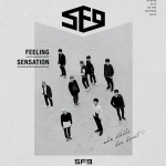 [Pre] SF9 : 1st Debut Single Album - Feeling Sensation +Poster