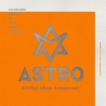 [Pre] ASTRO : 3rd Mini Album - Autumn Story (B Ver. - Orange) +Poster
