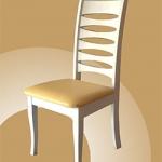 เก้าอี้ไม้จริง ดีไซน์สวย พนักพิงโดดเด่นไม่ซ้ำใคร สั่งทำ 40 ตัวขึ้นไป (JW-COLLECTION)