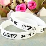 ริสแบนด์ / Wristband 1 เส้น Got7