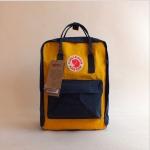 กระเป๋า KanKen คลาสสิค -เหลืองน้ำเงิน