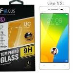 Focus โฟกัส ฟิล์มกระจกนิรภัยกันกระแทก Vivo Y51 ฟิล์มกันรอยมือถือวีโว