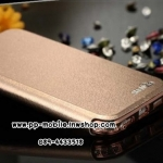 Luxury Aluminum Bumper Diamond Leather Case cover for iPhone 5 5G 5S ShenGo