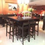 เก้าอี้บาร์สุดเท่ สไตล์ญี่ปุ่น เหมาะสำหรับร้านอาหาร ร้านกาแฟ