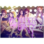 [Pre] Wonder Girls : 1st Mini Album - Wonder Party +Poster
