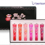 [Pre] Berrisom : Oops My Lip Tint Pack 15g (Lip Tattoo) (6 pcs SET)