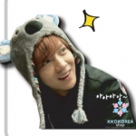 [Pre] EXO : Luhan St. JOIEBETE EARFLAP BEANIE 305 (GY)