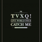 [Pre] TVXQ : Photobook - LIVE WORLD TOUR CATCH ME ( +Post Card) +Poster