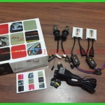 ชุดไฟ Xenon Red Box H4 Slide AC บัลลาต