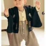 ชุดหมีแฟนซี+เสื้อคลุม คล้ายชุดกิโมโนชายของญี่ปุ่น ผ้า cotton ใส่สบาย น่ารักมาก
