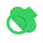 แท่นวางมือถือขณะชาร์จ สีเขียวอ่อน