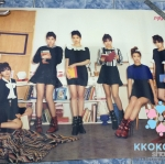 [Poster พร้อมส่ง 1 ใบ] Apink : 4th Mini Album - Pink Blossom