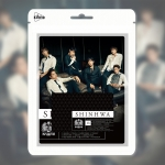 [Pre] Shinhwa : 13th Album - UNCHANGING - TOUCH (Kihno Card Ver.) +Poster