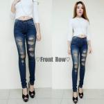 หมดค่ะ:DIESEL High Waist Skinny Jeans with Front Ripped Washed Color กางเกงยีนส์สกินนี่เอวสูง เนื้อผ้ายีนส์ยืดฟอกสีอย่างสวย แต่งขาดสะกิดๆด้านหน้า ของจริงสวยมากค่ะ ยีนส์เป็นยีนส์ยืดนะคะ