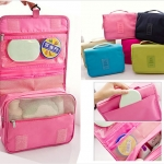 GB162 กระเป๋าจัดระเบียบ กระเป๋าใส่อุปกรณ์อาบน้ำ ใส่เครื่องสำอางค์ หรือของใช้จุกจิกทั่วไป ในเวลาเดินทาง ท่องเที่ยว