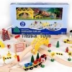 ชุดสร้างรถไฟ ELC Construction Train 70 ชิ้น