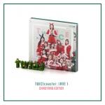 [Pre] Twice : 3rd Mini Album - TWICEcoaster Lane 1 (Chritstmas Edition) +Poster