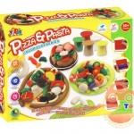 ชุดแป้งโดว์ - Pizza & Pasta (ใหญ่)