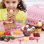 ชุดขนม Cherry Bear Chocolate Party ยี่ห้อ Onshine