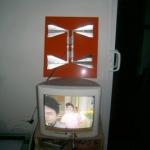 เสาอากาศ ทีวี ชัดทุกช่องใช้แทนหนวดกุ้ง