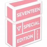 [Pre] Seventeen : 1st Album Repackage - LOVE & LETTER (Special Edition) +Poster