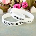 ริสแบนด์ / Wristband 1 เส้น WINNER