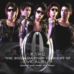 [Pre] TVXQ : The 2nd Asia Tour Concert Album 'O' (2CD)
